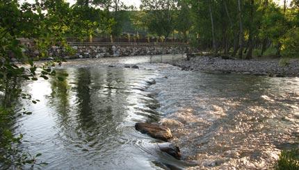 Aguas del Río Arlanza