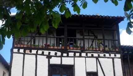Arquitectura popular de Covarrubias