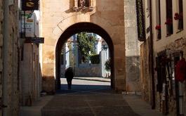 Covarrubias town